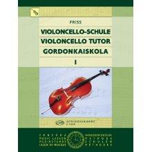 FRISS A. Violoncello-Schule Vol.I