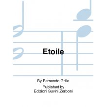 GRILLO F. Etoile per Violoncello