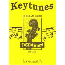NELSON S. Keytunes for Cello