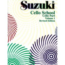 SUZUKI Cello School Vol.1