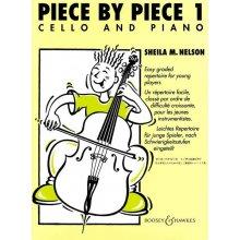 NELSON S. Piece by Piece 1