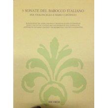 AA.VV. 5 sonate del barocco italiano
