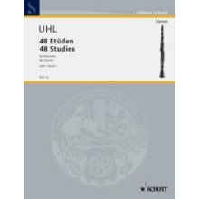 UHL 48 Studies for Clarinet 1