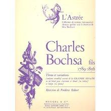 BOCHSA C. Thème et Variations