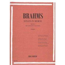 BRAHMS Sonata in Mib Op.120 n.2 (Giampieri)