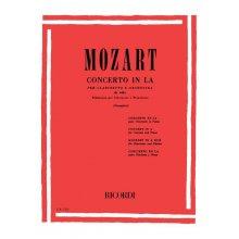 MOZART W.A. Concerto per Clarinetto in Sib K.622