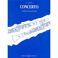 MOZART W.A. Concerto per Clarinetto in Sib K.622 (Thurston)