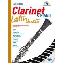 CAPPELLARI Latin Duets (Clarinet & Piano)