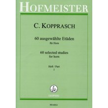 KOPPRASCH C. 60 Selected Studies for Horn part I