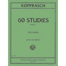 KOPPRASCH C. 60 studies Book 1