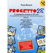 BERTASSI P. Quaderno delle attività musicali (Libro dell'insegnante)