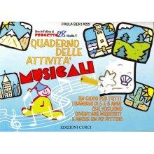 BERTASSI P. Quaderno delle attività musicali