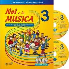 PERINI-SPACCAZOCCHI Noi e la Musica 3 (insegnante)