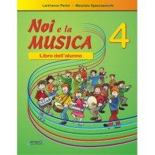 PERINI-SPACCAZOCCHI Noi e la Musica 4 (alunno)