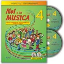 PERINI-SPACCAZOCCHI Noi e la Musica 4 (insegnante)