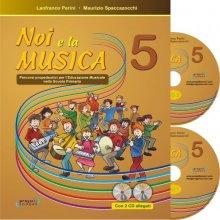 PERINI-SPACCAZOCCHI Noi e la Musica 5 (insegnante)