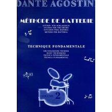 AGOSTINI D. Méthode de Batterie vol.2