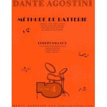 AGOSTINI D. Méthode de Batterie vol.4