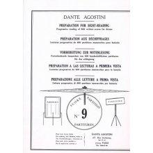 AGOSTINI D. Letture a prima vista n.9