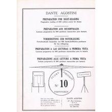 AGOSTINI D. Letture a prima vista n.10