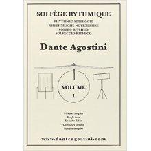 AGOSTINI D. Solfège Rythmique vol.1