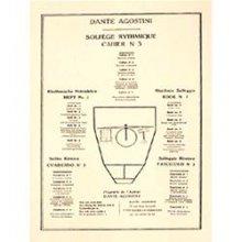AGOSTINI D. Solfège Rythmique vol.3