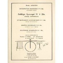 AGOSTINI D. Solfège Syncopé n.1bis