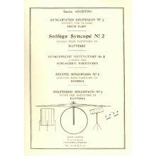 AGOSTINI D. Solfège Syncopé n.2