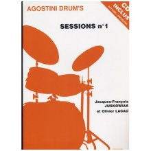 AGOSTINI D. Systèmes Drums n.1 (NO CD)