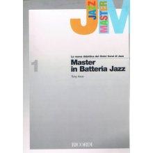 ARCO T. Master in Batteria Jazz 1 +DVD