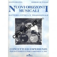 BRANCA-DI TULLIO Nuovi Orizzonti Musicali +CD