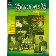 CUFFARI 25 Grooves Learn & Play vol.1