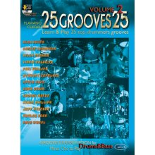 CUFFARI 25 Grooves Learn & Play vol.2