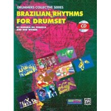 DA FONSECA Brazilian Rhythms for Drumsets