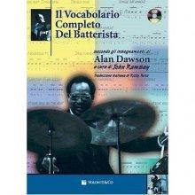 DAWSON A. Il vocabolario completo del batterista