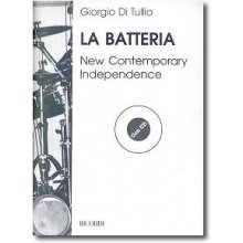 DI TULLIO G. La Batteria - New contemporary Independance