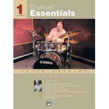 ERSKINE P. Drumset Essentials Vol.1