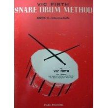 FIRTH V. Snare drum method (book 2 intermediate)