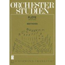 BEETHOVEN Orchester Studien - Flote