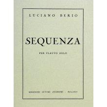 BERIO L. Sequenza per Flauto solo