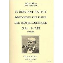 MOYSE M. Le débuttant flutiste