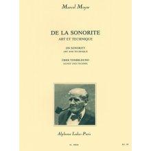 MOYSE M. De la sonorite