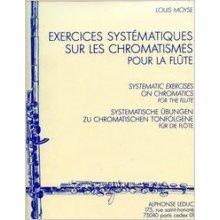 MOYSE M. Exercices Systématiques sur les Chromatismes