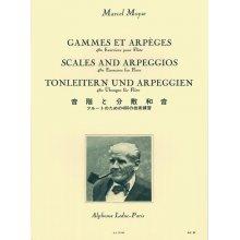 MOYSE M. Gammes et Arpèges (480 Exercices pour Flute)