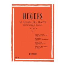 HUGUES La Scuola del Flauto Op.51 - 1°grado (per 2 flauti)