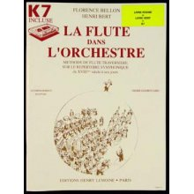BELLON-BERT Le Flute dans l'Orchestre (accompagnamento pianoforte)