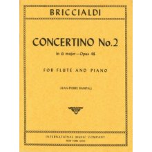 BRICCIALDI Concertino No.2 in G major - Opus 48