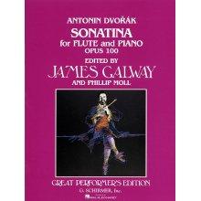 DVORAK Sonatina for Flute and Piano op.100
