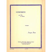IBERT J. Concerto pour Flute et Orchestre