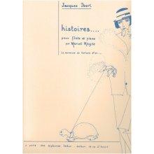IBERT J. Histoires - La meneuse de tortues d'or...